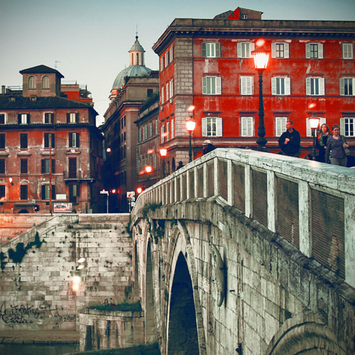 Late Afternoon, Rome, Italy