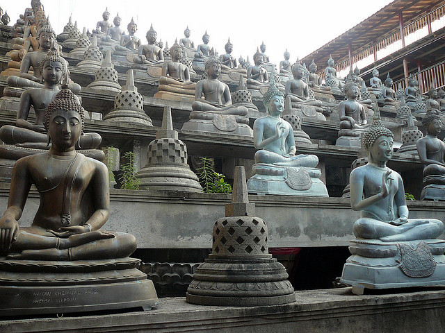 Gangaramaya Temple is one of the most important temples in Colombo, Sri Lanka. Today Gangaramaya serves not only as a place of Buddhist worship, it is also a centre of...