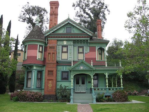 Victorian, Portland, Oregon