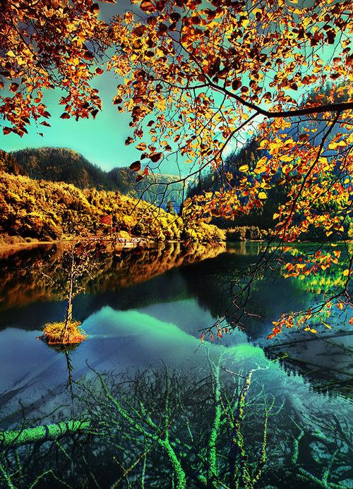 Wonder Lake, China