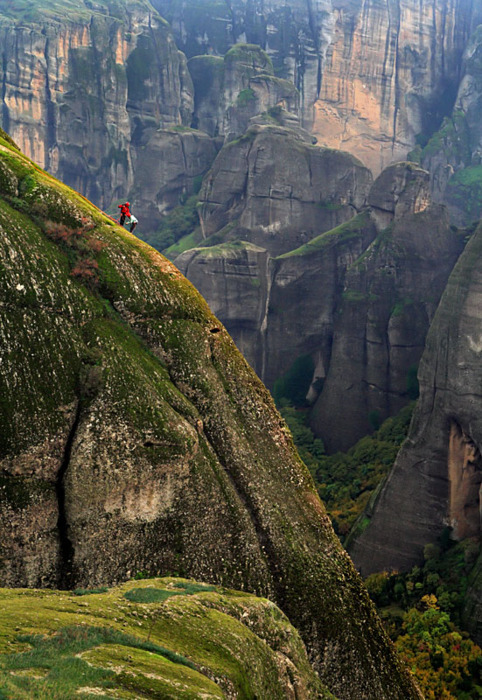 Extreme, Thessaly, Greece.