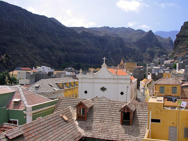 by Travis Ferland  on Flickr.The town of Ribeira Grande, Santo Antao Island, Cape Verde.