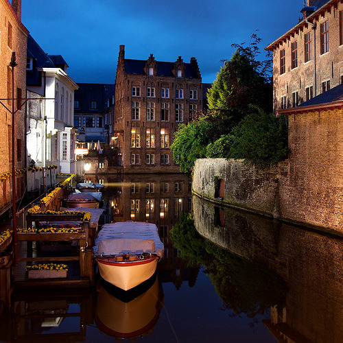 Still Water, Bruges, Belgium
