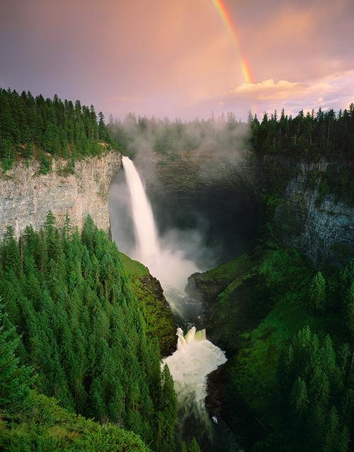 Helmcken Falls, British Columbia, Canada