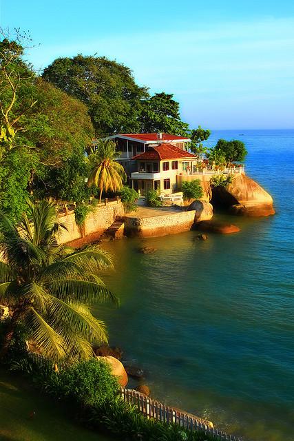 Lovely Beach House in Tanjung Bungah, Penang, Malaysia