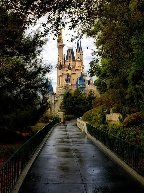 Cinderella Castle at Walt Disney World Resort, Lake Buena Vista, Florida