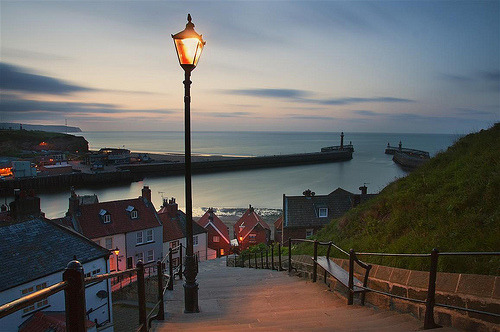 Down to the Sea, Whitby, England