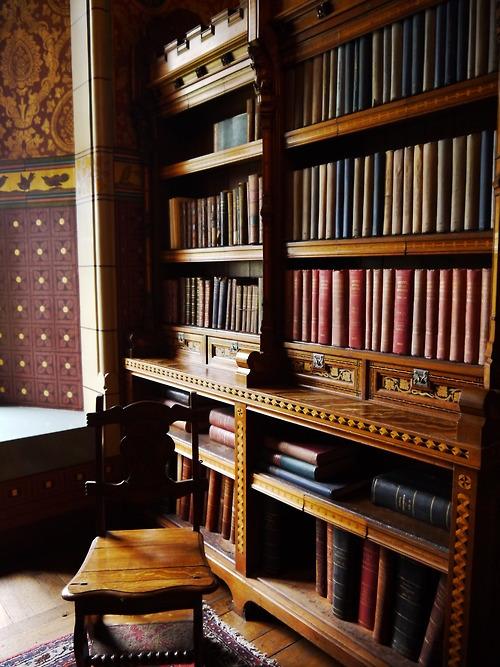 Reading Alcove, Cambridge, England
