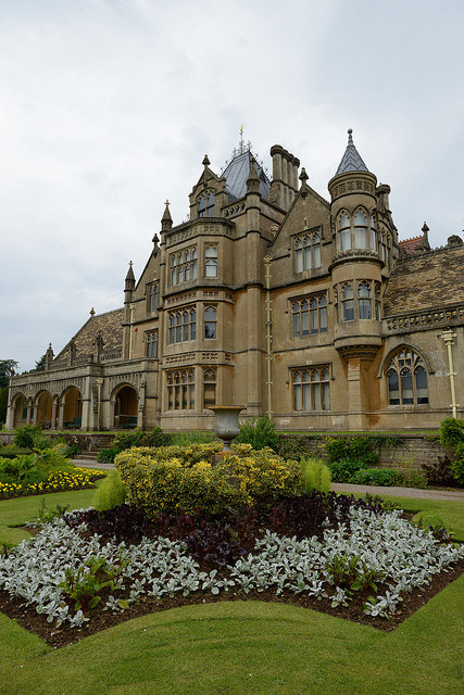 Tyntesfield Estate in Somerset, England