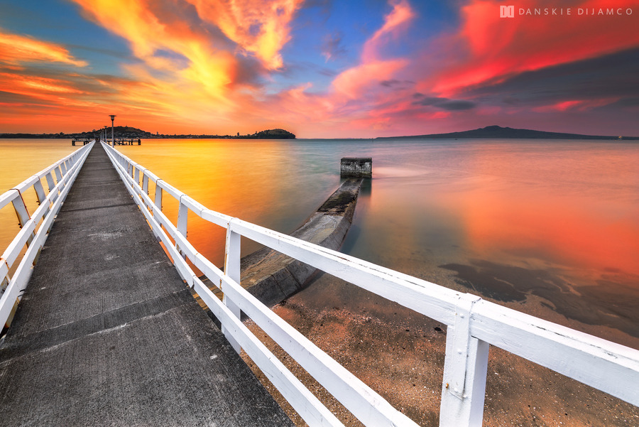 Okahu Bay, Auckland