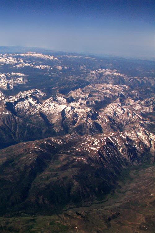 Ritter Range, California