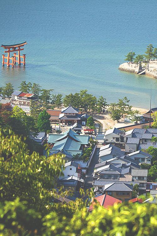Itsukushima Shrine, Hiroshima