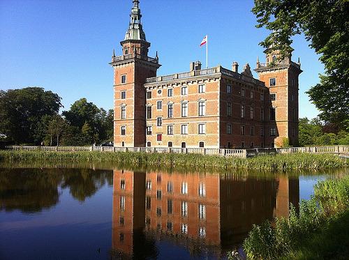 Marsvinsholm Castle, Ystad