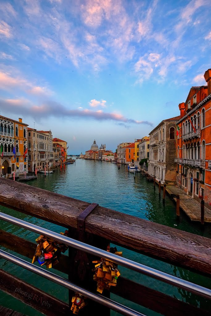 The Grand Canal, Venice / Italy