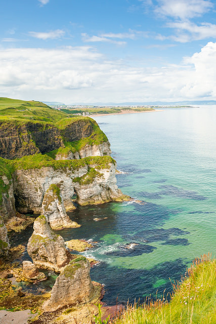 White Rocks of Portrush, Co. Antrim / Northern Ireland