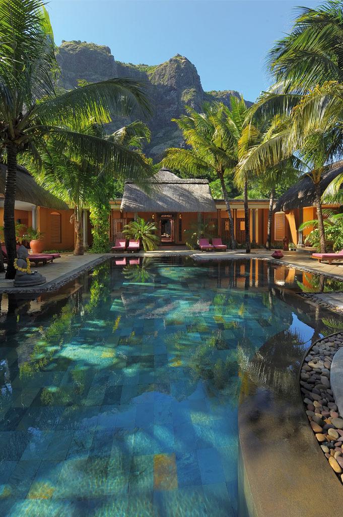 Dinarobin Spa Resort / Mauritius
